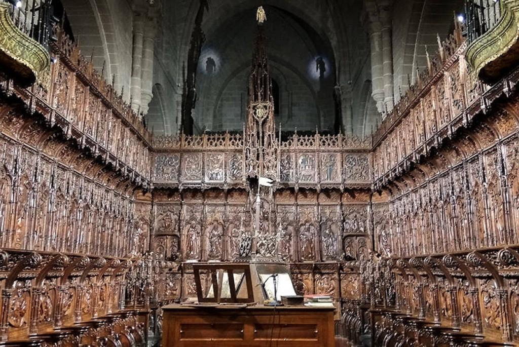 Enovip enoturismo de calidad for Catedral de zamora interior